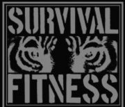 CrossFit Saginaw: Survival Fitness Logo