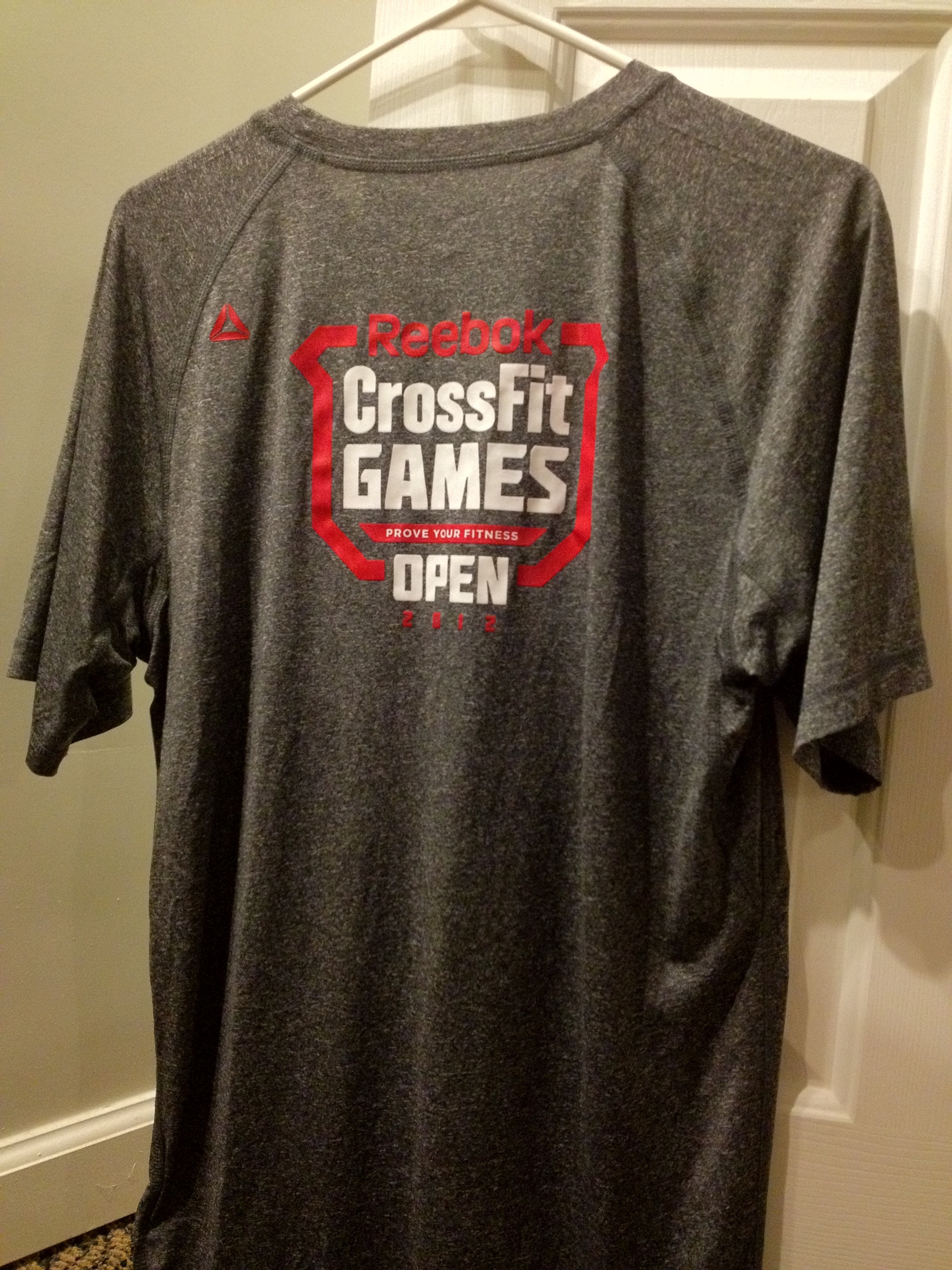 reebok crossfit games t shirt