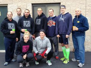 Team Survival Fitness