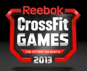 2013 CrossFit Games Logo