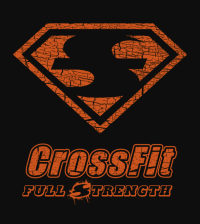 CrossFit Full Strength Logo