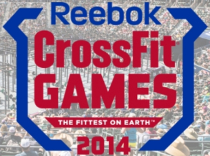 2014 CrossFit Games Logo