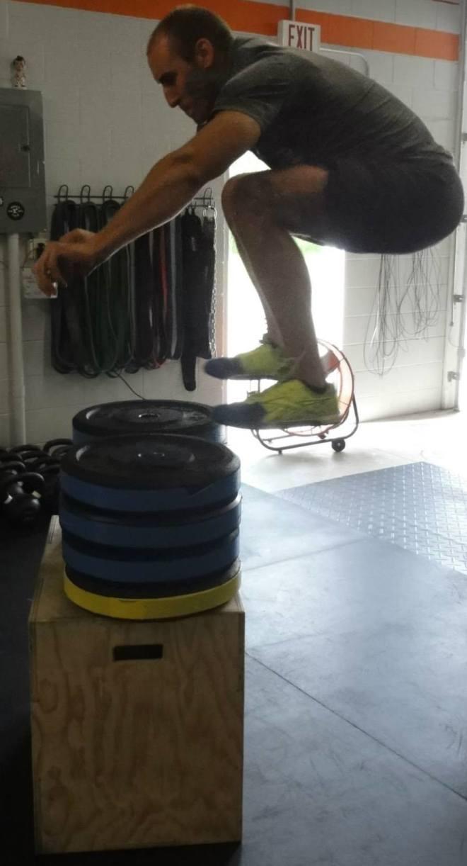 box-jumping