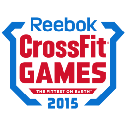 2015 CrossFit Games Logo